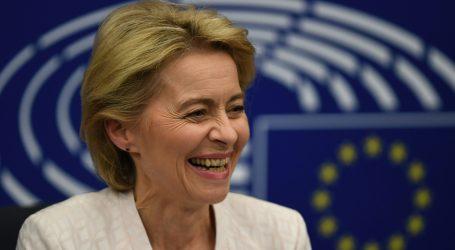Europski čelnici pozdravljaju izbor Von der Leyen unatoč tankoj većini