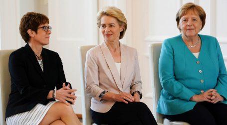 Kramp-Karrenbauer službeno imenovana novom njemačkom ministricom obrane