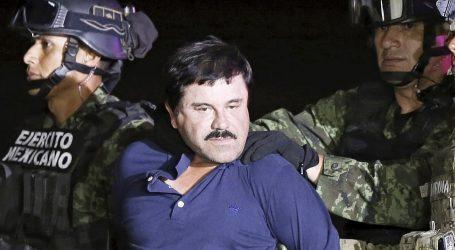 """""""El Chapo"""" počinje služiti doživotnu kaznu u zatvoru """"Supermax"""" u Coloradu"""