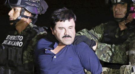 """Doživotni zatvor za zloglasnog meksičkog kralja droge """"El Chapa"""""""