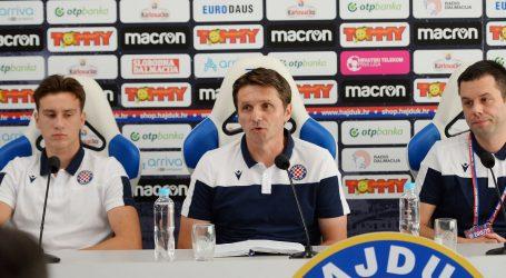 Oreščanin: Hajduk se najozbiljnije priprema za uzvrat protiv Gzira United