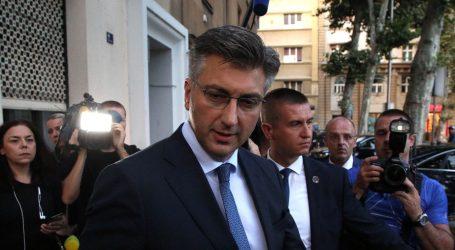 "PLENKOVIĆ NAKON ČISTKE ""Bez opterećenja…"""