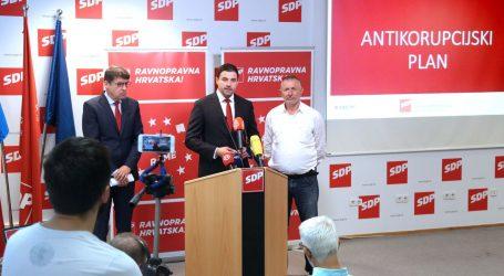 SDP predstavio plan za borbu protiv korupcije