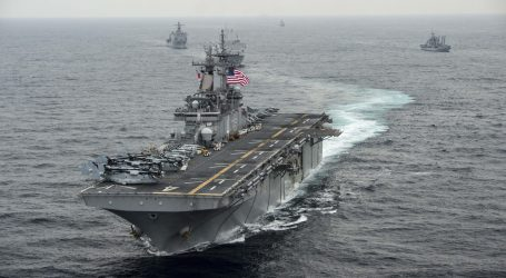 Američka mornarica možda je srušila i drugu iransku bespilotnu letjelicu