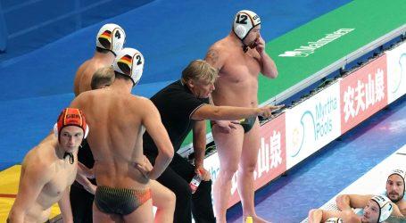 SP vaterpolo: Hrvatska protiv Njemačke u četvrtfinalu