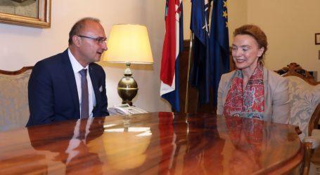 Novi šef diplomacije Grlić Radman preuzeo dužnost