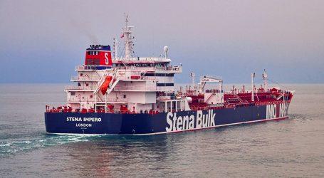 Europljani pozvali Iran da oslobodi zaplijenjen tanker