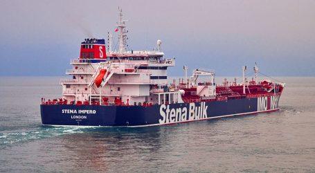 Britanski MVP potvrdio da je zaplijenjen drugi tanker u Iranu