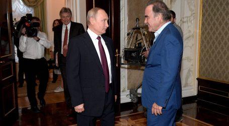 """Putin izjavio da je """"simpatizirao"""" Trumpa na izborima 2016."""