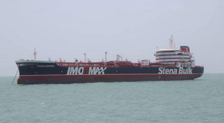 """Britanija razmatra """"niz mjera"""" protiv Irana nakon zapljene tankera"""