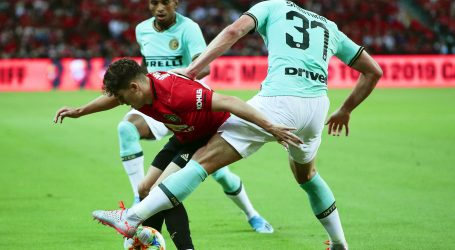 ICC Manchester United – Inter 1-0
