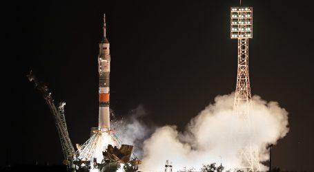 Trojica astronauta poletjela prema ISS-u na obljetnicu slijetanja na Mjesec