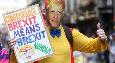 Velšani u mimohodu za neovisnost, protive se Brexitu bez sporazuma