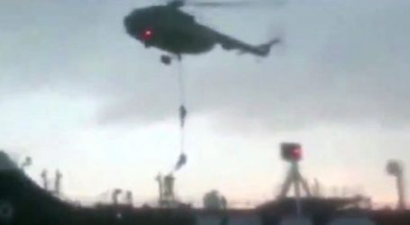 """London zapljenu tankera nazvao """"neprijateljskim činom"""" Irana"""