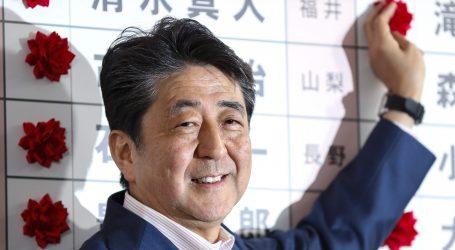 Stranka Shinza Abea nadmoćno pobjeđuje na izborima za Senat
