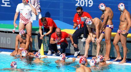 Hrvatski vaterpolisti osvojili broncu na Svjetskom prvenstvu