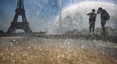 Toplinski val stigao u Europu, rekordna temperatura u Bordeauxu