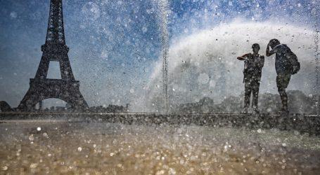 Očekuje se vrhunac drugog toplinskog vala i rekordne temperature diljem Europe