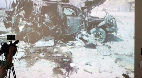 DETALJI NAPADA U AFGANISTANU: Trokolica s bombašem samoubojicom zaletila se u vozilo s hrvatskim vojnicima