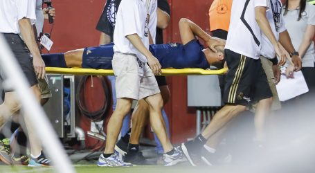 Brige za Zidanea, Marco Asensio se teško ozlijedio