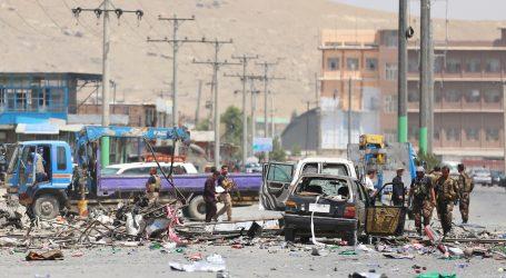 U snažnoj eksploziji ranjen potpredsjednički kandidat za afganistanskog predsjednika