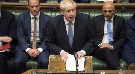 Johnson ustraje na odustajanju od backstopa, EU i Irska protiv