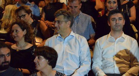 PLENKOVIĆ 'Dubrovačke ljetne igre veliko zadovoljstvo za kulturu i turizam'