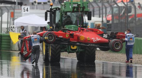 VN NJEMAČKE Pobjeda Verstappena, Mercedesi bez bodova