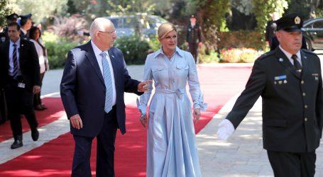 "RIVLIN: ""Hrvatska pod vodstvom Grabar-Kitarović snažan saveznik Izraela"""