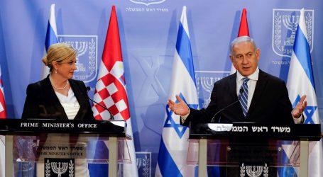 Jerusalem Post uklonio sporni dio članka o hrvatskoj predsjednici