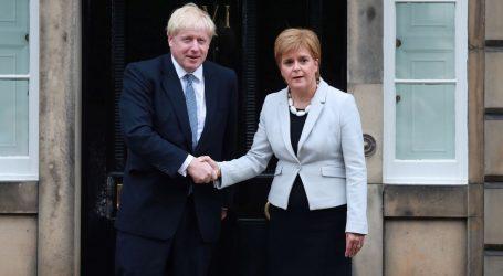 Škotska premijerka optužuje Borisa Johnsona da želi brexit bez sporazuma