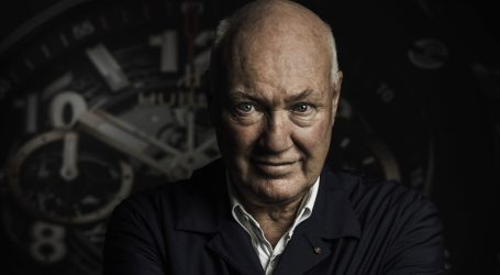 Jean-Claude Biver dolazi na Weekend Media Festival