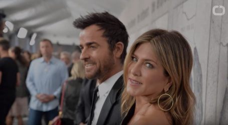 VIDEO: Jennifer Aniston i Justin Theroux zajedno na ukopu?