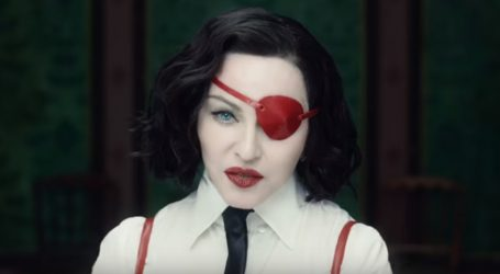 VIDEO: Madonna se veseli turneji Madame X