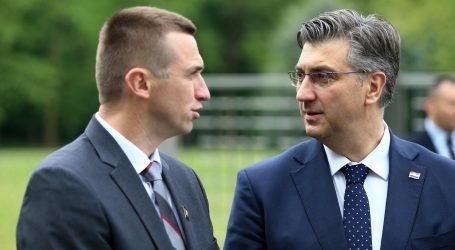 PENAVA RAZGOVARAO S PREMIJEROM 'Potrebno je zadržati mir i stabilnost'