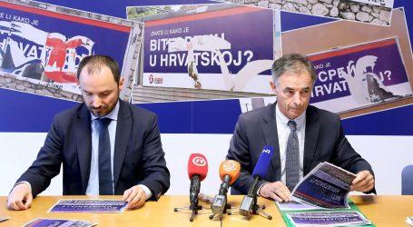 """MILOŠEVIĆ """"Ako je ćirilica u Hrvatskoj nepoželjna, i Srbi su nepoželjni"""""""