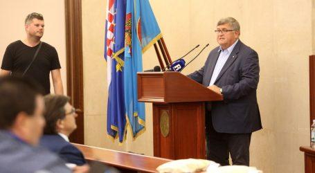 HDZ prozvao Obersnela zbog komentara upućenih vijećnici Milinović