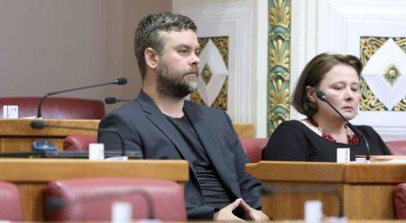 ZAMJENE U SABORU: Prisegnuli zastupnici Vucelić i Grgić