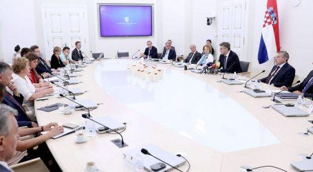HNS-ovi ministri na sjednicu Vlade poslali državne tajnike