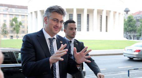 """PLENKOVIĆ POMILOVAO KUŠČEVIĆA """"Ne sikirajte se vi za nas"""""""