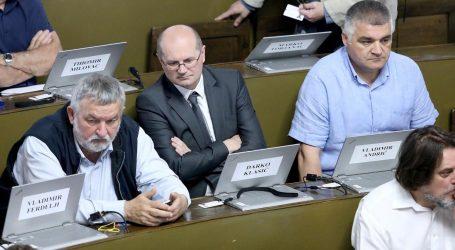 HSLS-ov Klasić pozvao Bandića da počne rješavati probleme gradske infrastrukture