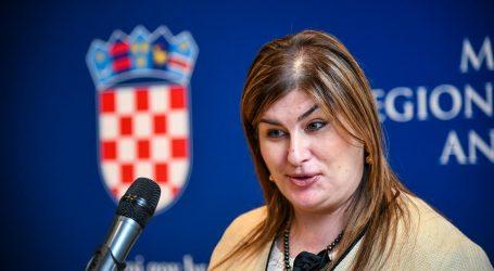 DORH odbacio kaznenu prijavu protiv ministrice Žalac zbog prometne nesreće