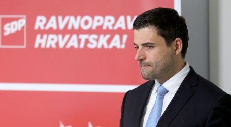 """BERNARDIĆ O SURADNJI S HNS-OM: """"Nema koalicije sa strankom koja je izdala birače"""""""