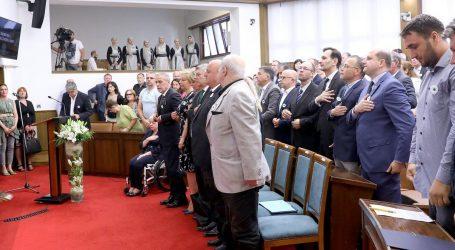 U Saboru održana komemoracija genocida u Srebrenici