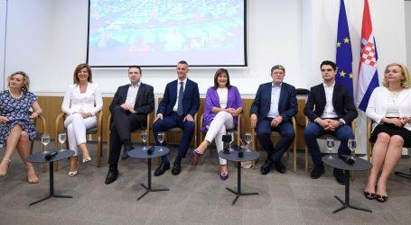Dio hrvatskih zastupnika objavio članstva u odborima EP