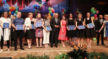 """Dodijeljene nagrade """"Profesor Baltazar"""" najboljim zagrebačkim učenicima i mentorima"""