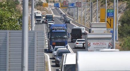 Na većini cesta vozi se bez posebnih ograničenja