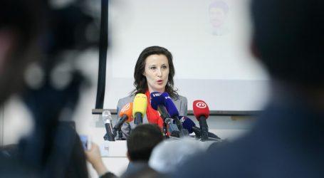 Dalija Orešković najavila kandidaturu za predsjednicu Republike