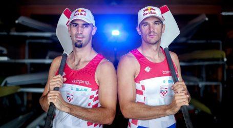 Braća Sinković otputovali na treću regatu Svjetskog kupa u Rotterdamu