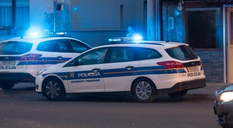 Sudar BMW-a i taksija u centru Zagreba, jedna osoba ozlijeđena